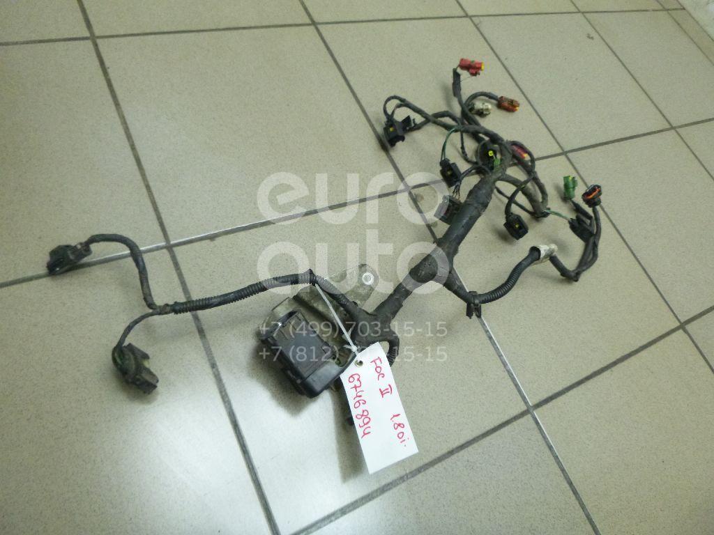 Купить Проводка (коса) Ford Focus II 2005-2008; (4M5T9H589LD)
