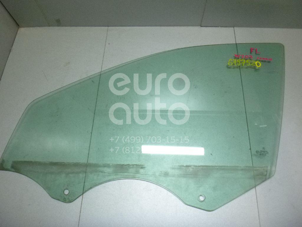 Купить Стекло двери передней левой Mercedes Benz W203 2000-2006; (2037250910)