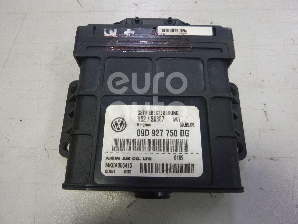 Блок управления АКПП Audi Q7 [4L] 2005-2015; (09D927750)  - купить со скидкой