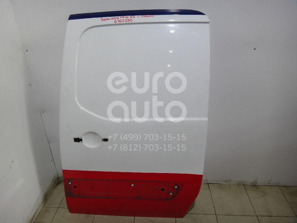 Дверь сдвижная Citroen Berlingo (NEW) (B9) 2008-; (9006L8)  - купить со скидкой