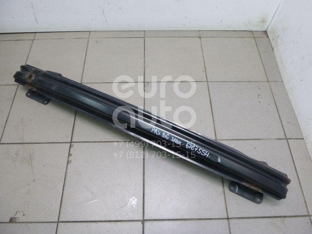 Усилитель заднего бампера VW Passat [B6] 2005-2010; (3C5807305)