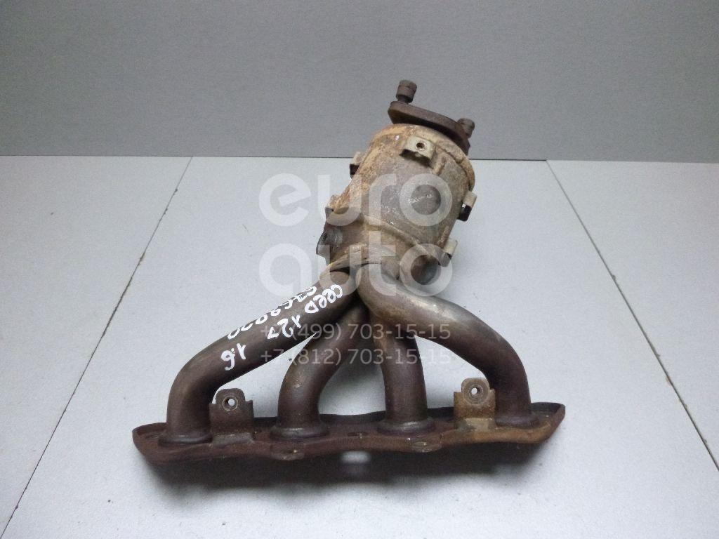 Коллектор выпускной Kia Ceed 2012-; (285102BGS5)  - купить со скидкой