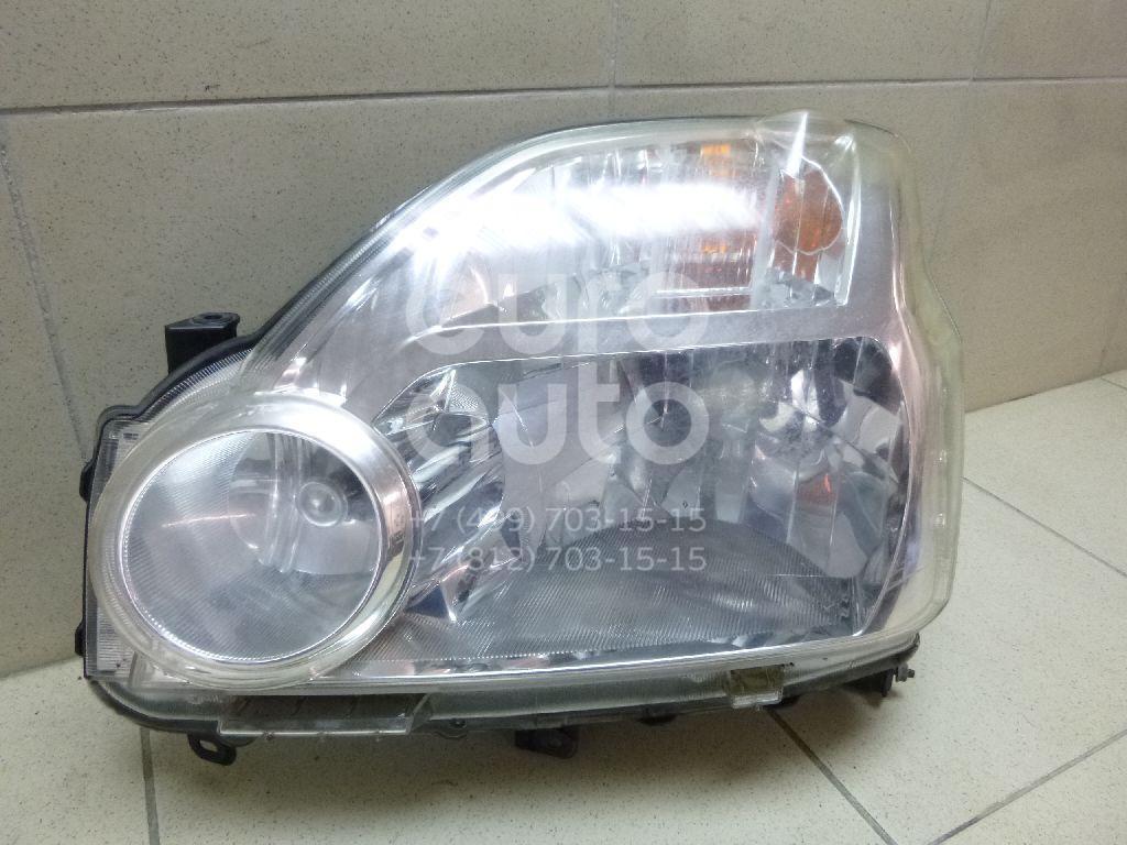 Купить Фара левая Nissan X-Trail (T31) 2007-2014; (26060JG00A)
