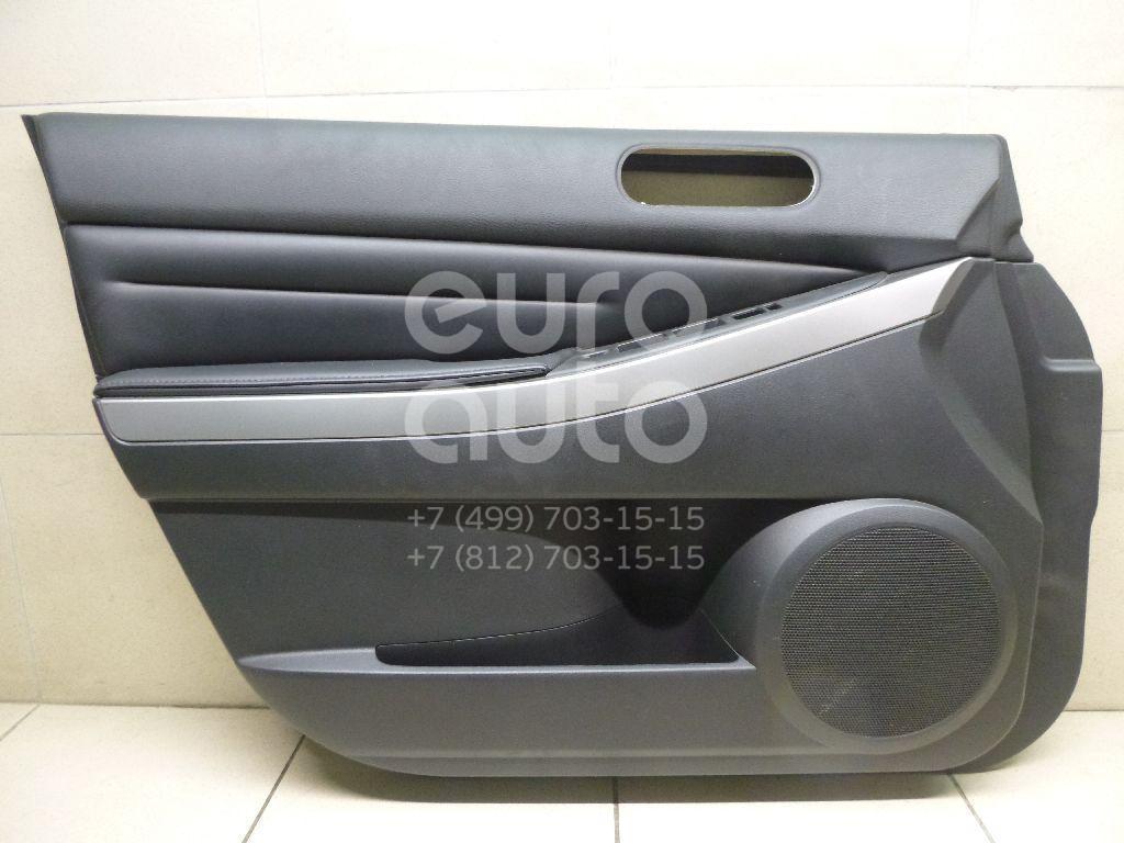 Купить Обшивка двери передней левой Mazda CX 7 2007-2012; (EH7268460E02)