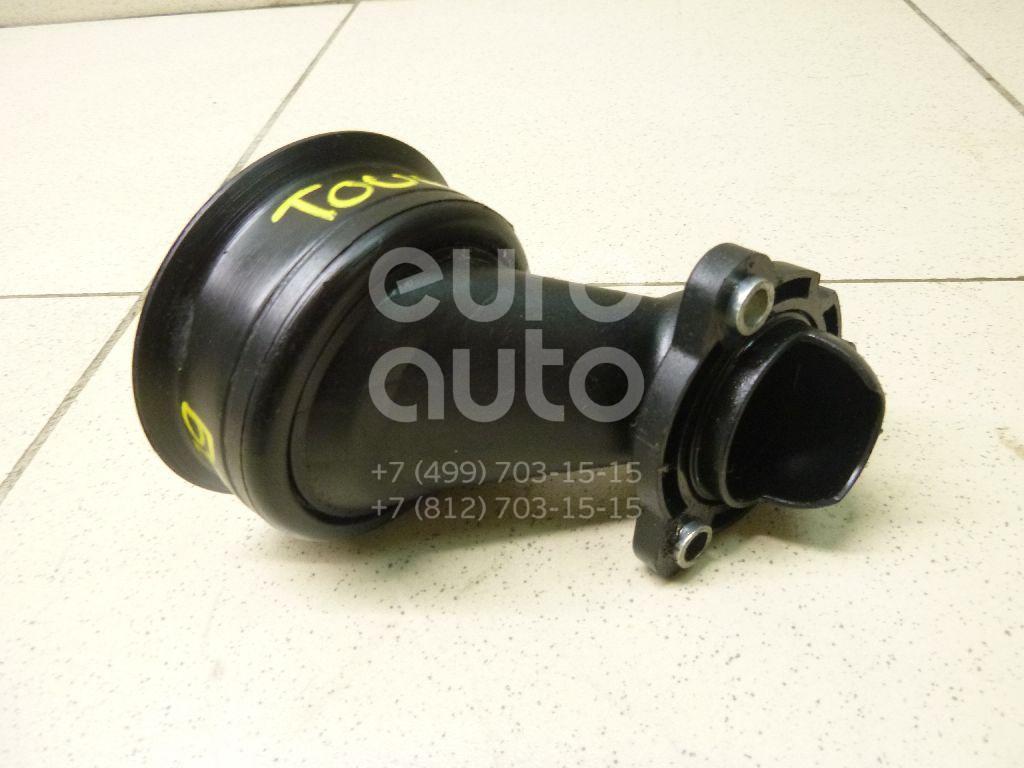 Маслозаливная горловина VW Touareg 2002-2010; (070115308F)
