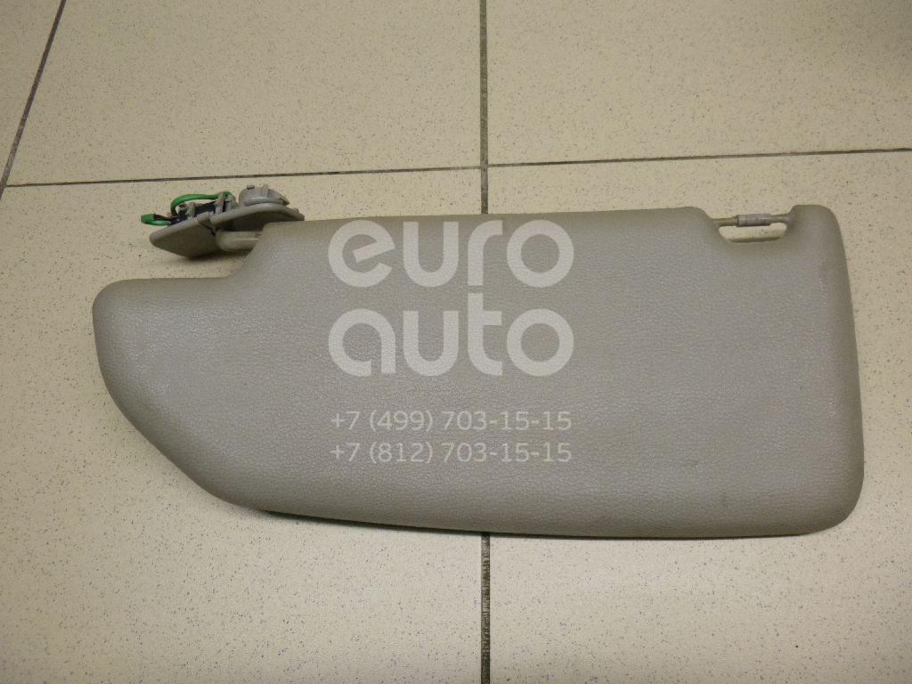 Купить Козырек солнцезащитный (внутри) Volvo XC70 Cross Country 2000-2006; (39966763)