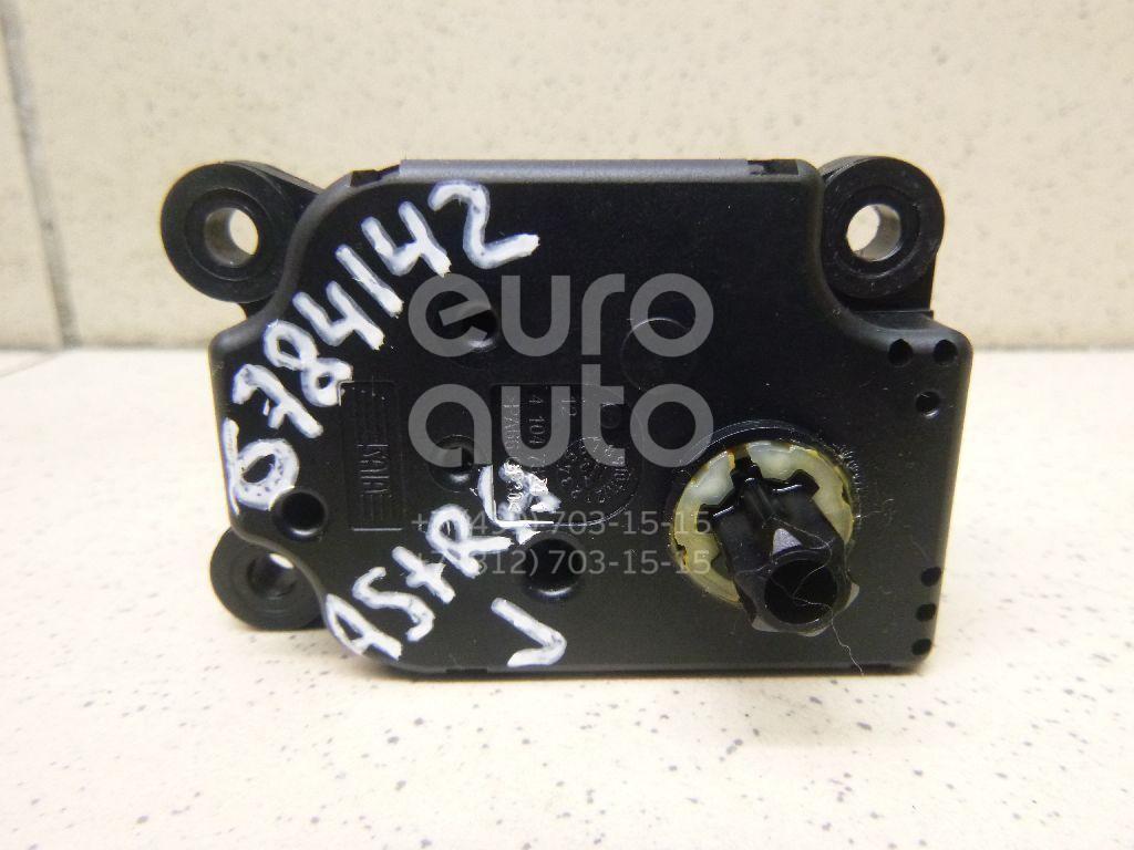 Купить Моторчик заслонки отопителя Opel Astra J 2010-; (1845128)