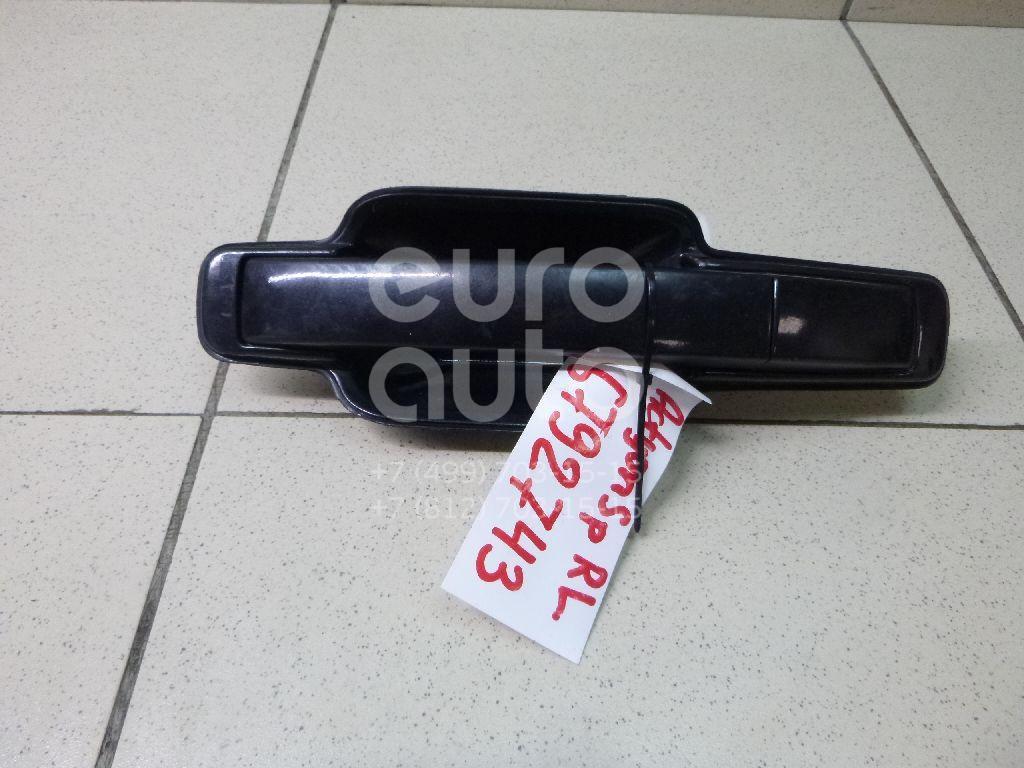 Ручка двери задней наружная левая Ssang Yong Actyon Sport 2006-2012; (7344032000)  - купить со скидкой