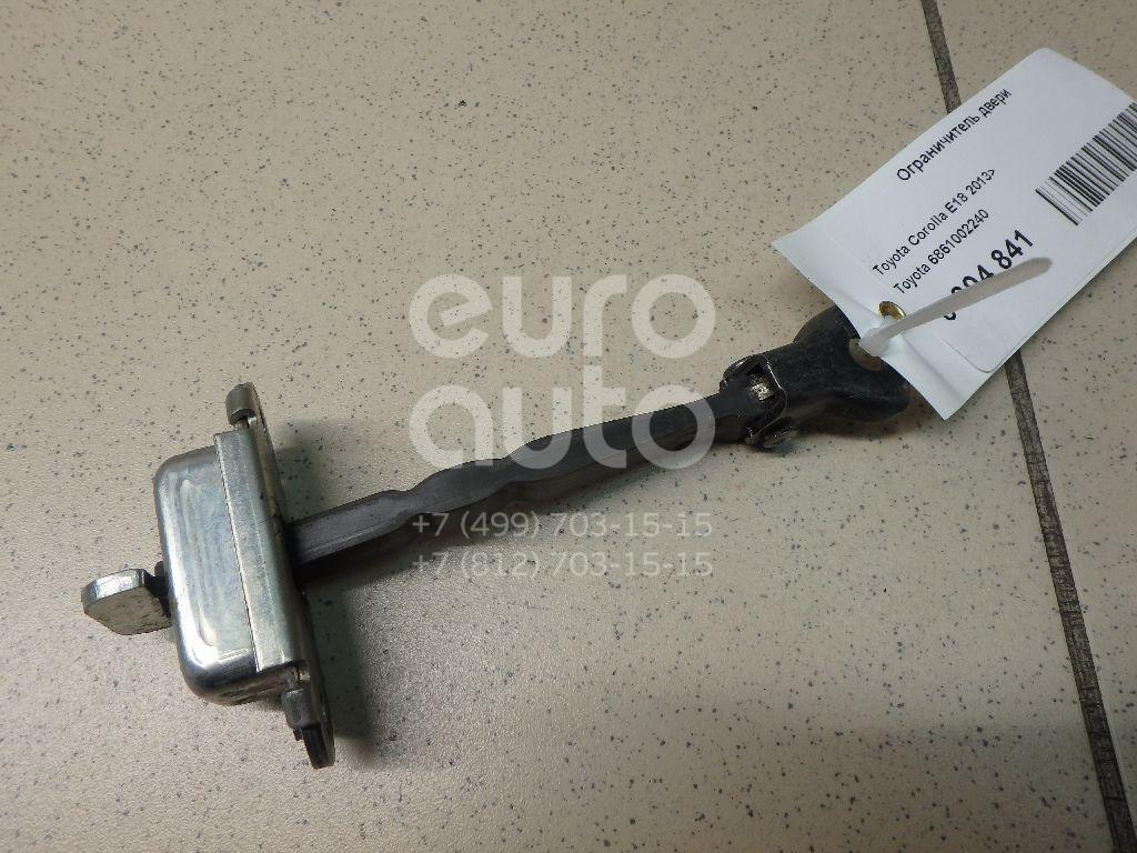 Купить Ограничитель двери Toyota Corolla E18 2013-; (6861002240)