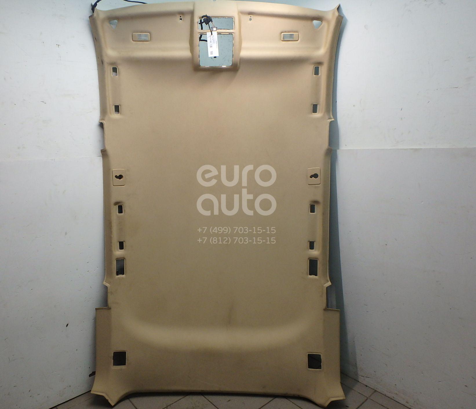 Купить Обшивка потолка BMW X3 E83 2004-2010; (51443413349)