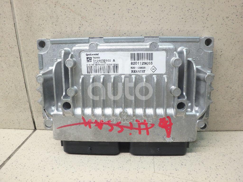 Купить Блок управления АКПП Nissan Almera (G15) 2013-; (8201129055)