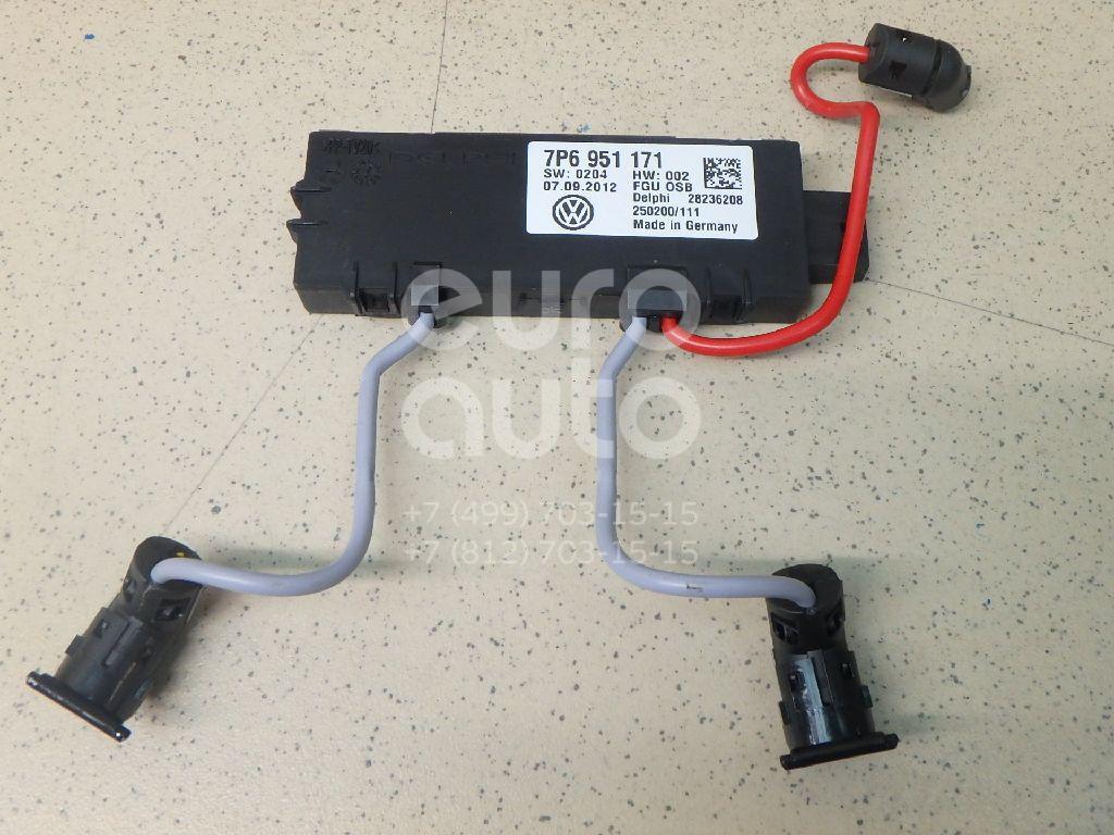 Купить Датчик VW Touareg 2010-; (7P6951171)