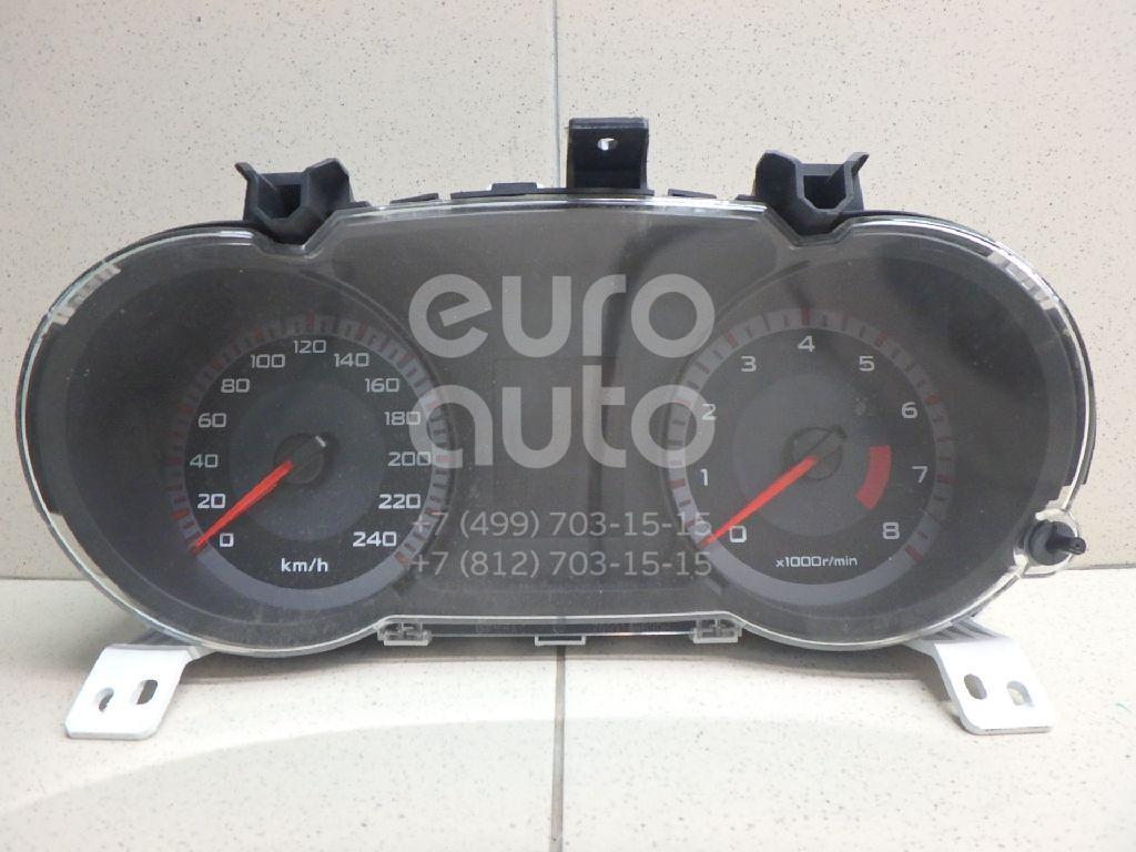 Панель приборов Mitsubishi Lancer (CX, CY) 2007-; (8100A117)  - купить со скидкой