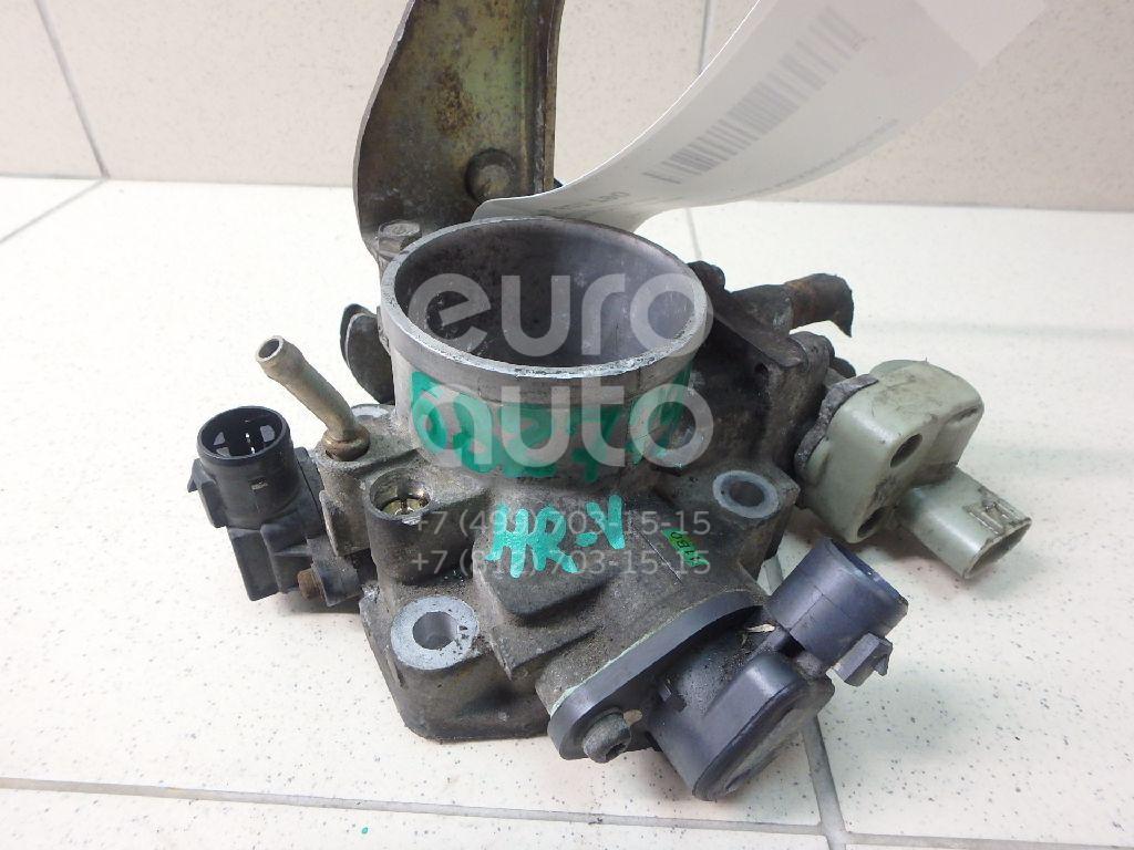 Купить Заслонка дроссельная механическая Honda HR-V 1999-2005; (16400PELG01)