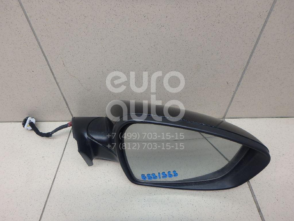 Купить Зеркало правое электрическое Kia Cerato 2013-; (87620A7050)