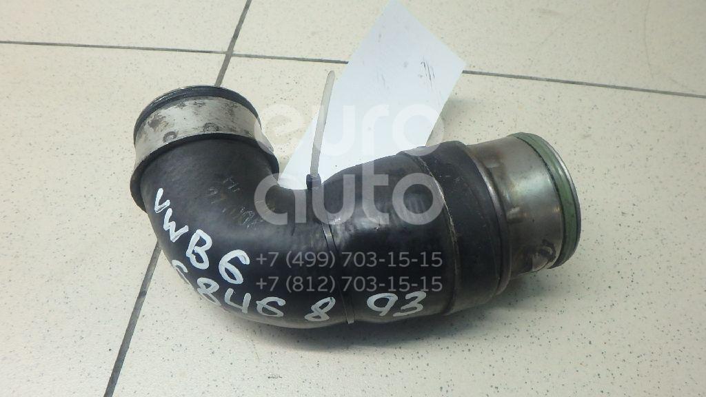 Патрубок интеркулера VW Passat [B6] 2005-2010; (1T0145790B)  - купить со скидкой