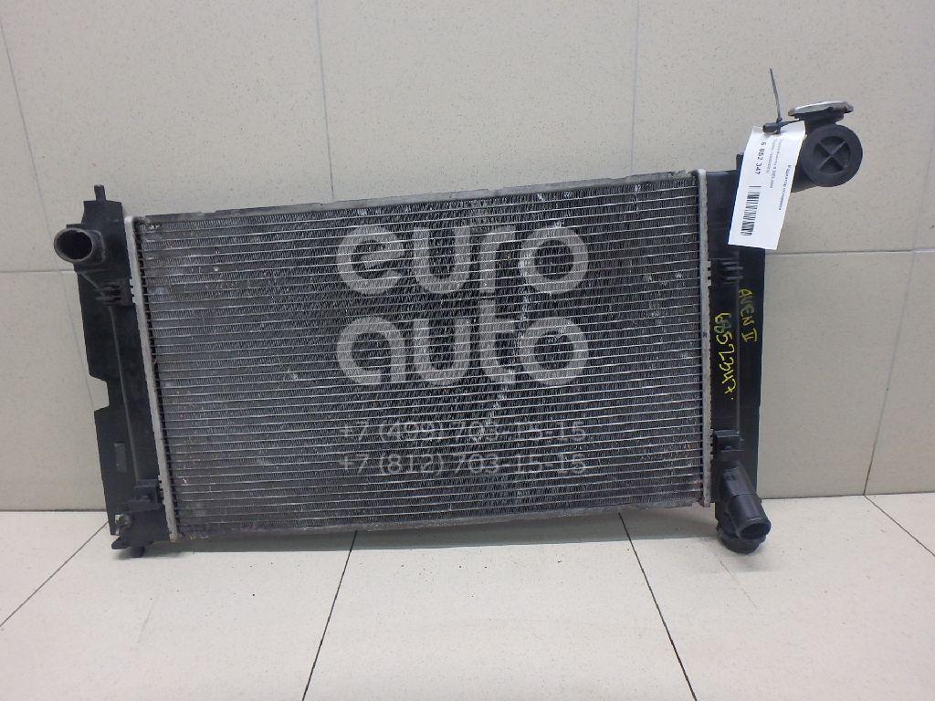 Радиатор основной Toyota Avensis II 2003-2008; (164000D210)  - купить со скидкой