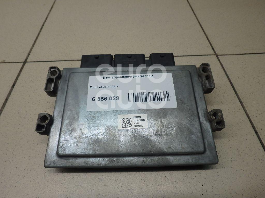 Купить Блок управления двигателем Ford Focus III 2011-; (1706428)