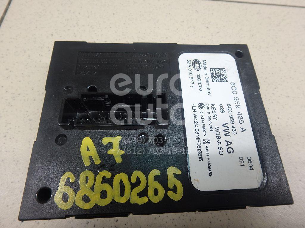 Купить Блок электронный Skoda Octavia (A7) 2013-; (5Q0959435A)