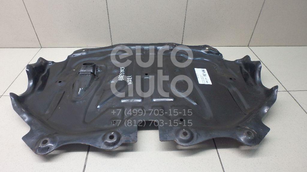 Купить Защита картера Mercedes Benz W221 2005-2013; (2215240201)