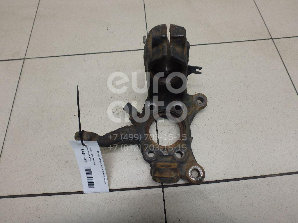 Купить Кулак поворотный передний левый Audi A3 [8P1] 2003-2013; (1K0407255AA)