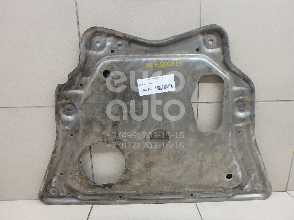 Купить Защита картера BMW X6 E71 2008-2014; (31106788727)