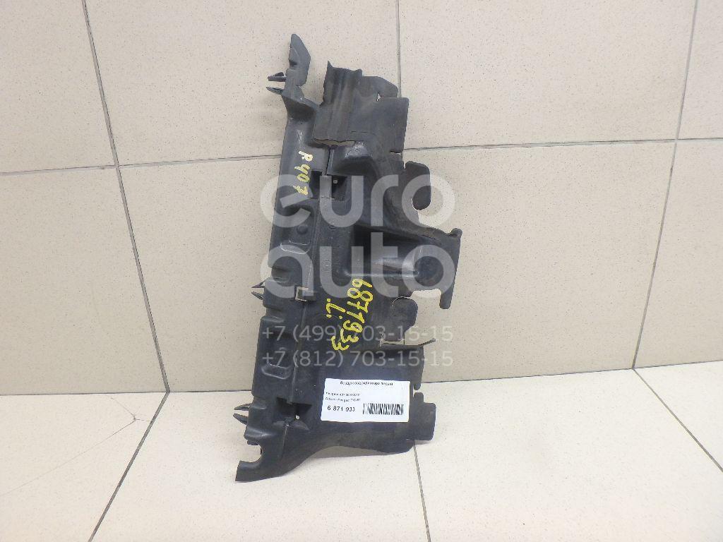 Купить Воздуховод радиатора левый Peugeot 407 2004-2010; (7104R3)
