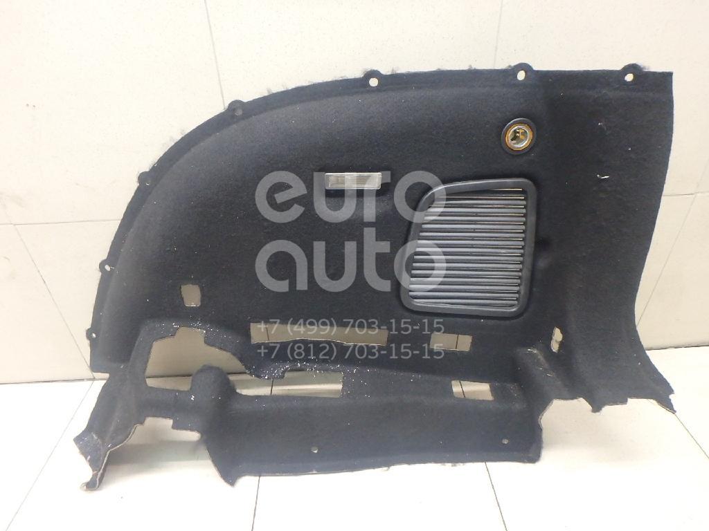 Обшивка багажника Mini Countryman R60 2010-2016; (51479806020)