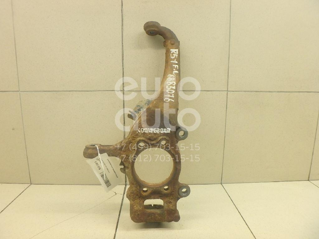 Купить Кулак поворотный передний левый Nissan Pathfinder (R51) 2005-2014; (40015EB000)