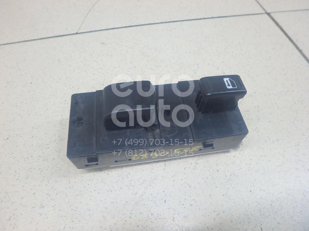 Кнопка стеклоподъемника Nissan Murano (Z50) 2004-2008; (25411ET000)