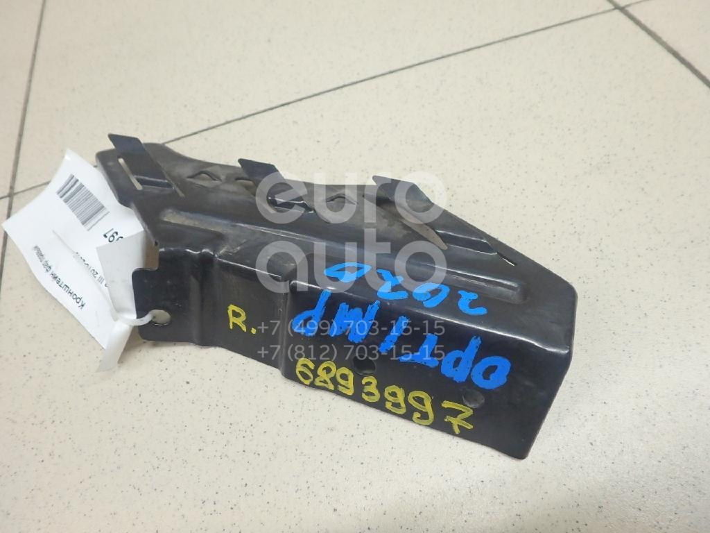 Купить Кронштейн фар правый Kia Optima III 2010-2015; (865824C000)