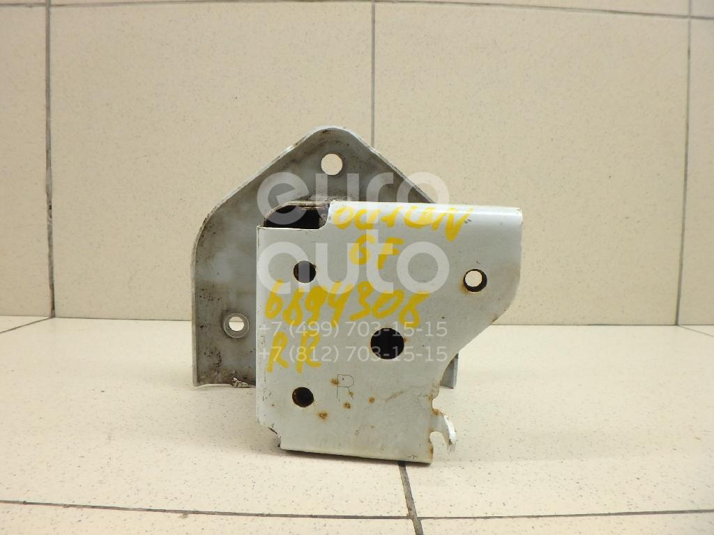 Купить Кронштейн усилителя заднего бампера правый Mitsubishi Outlander (GF) 2012-; (6410B896)