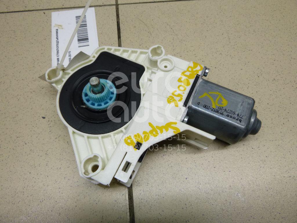 Купить Моторчик стеклоподъемника Skoda Superb 2008-2015; (8K0959811A)