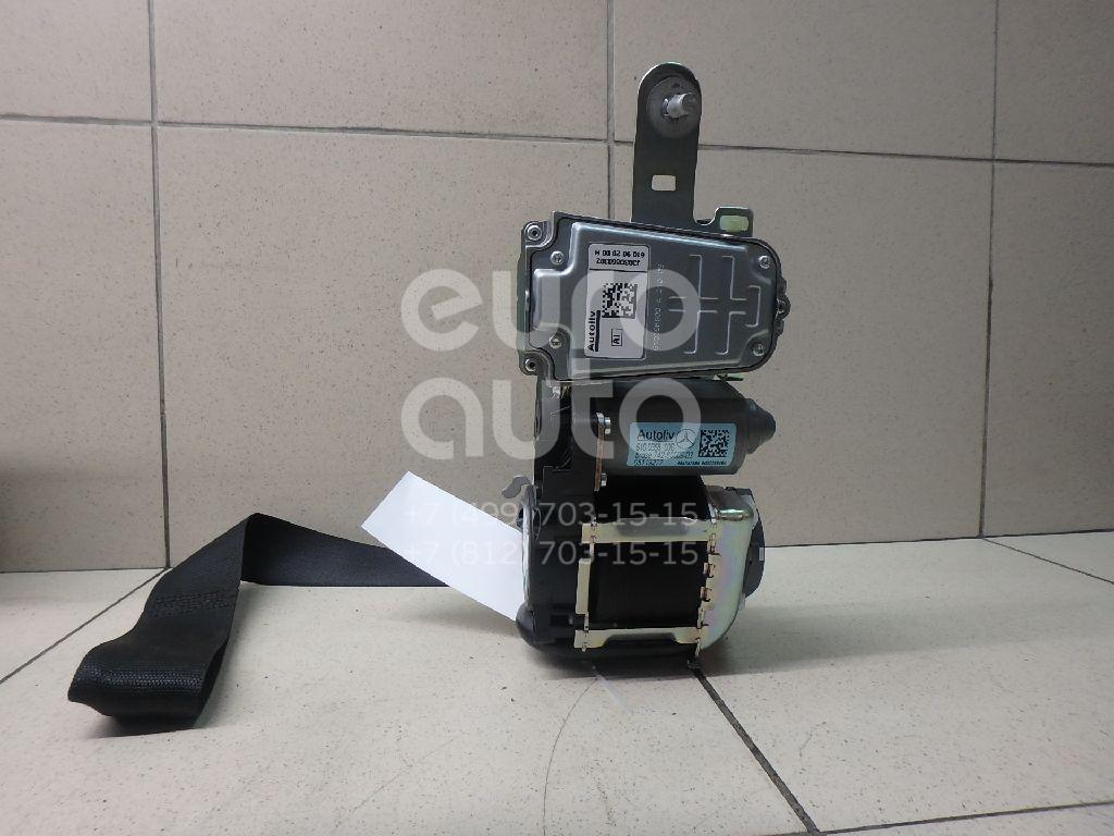 Купить Ремень безопасности с пиропатроном Mercedes Benz C207 E-Coupe 2009-; (20786042859C94)