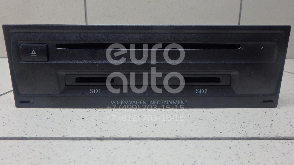 Купить Проигрыватель CD/DVD VW Touareg 2010-; (7P6035666B)
