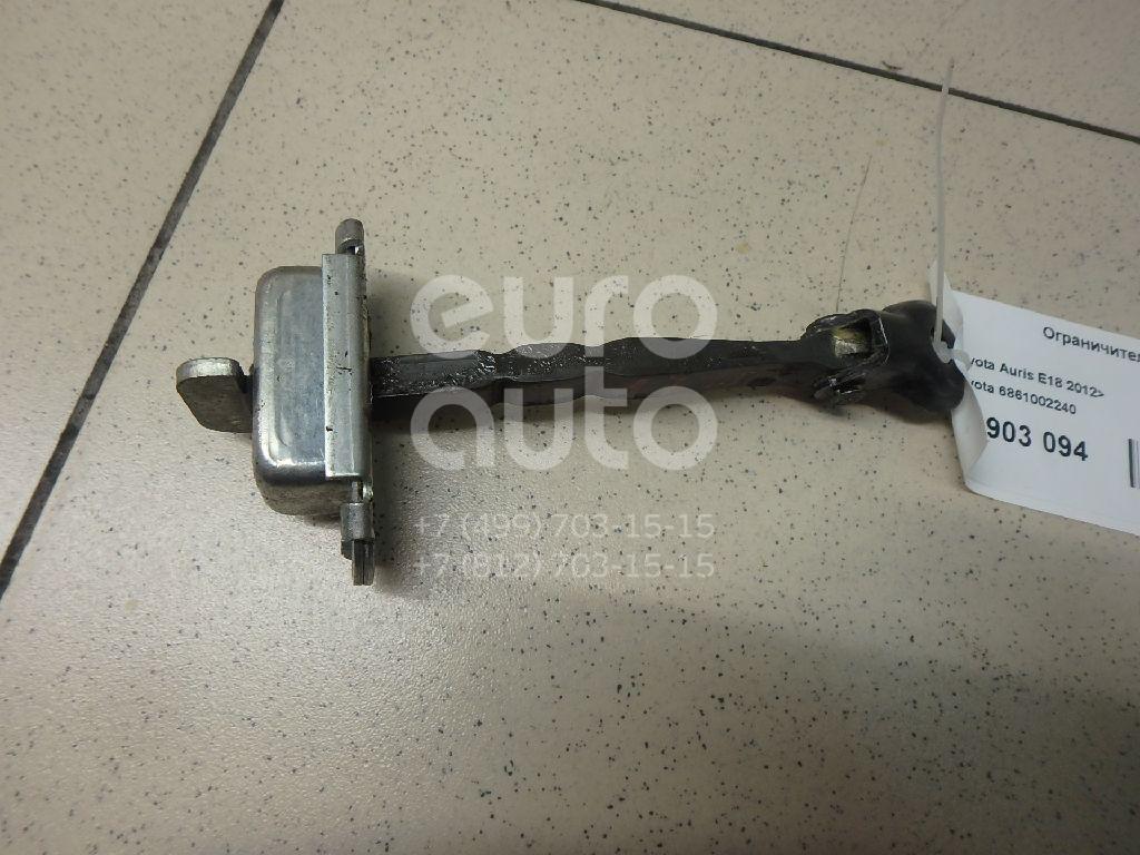 Купить Ограничитель двери Toyota Auris (E18) 2012-; (6861002240)