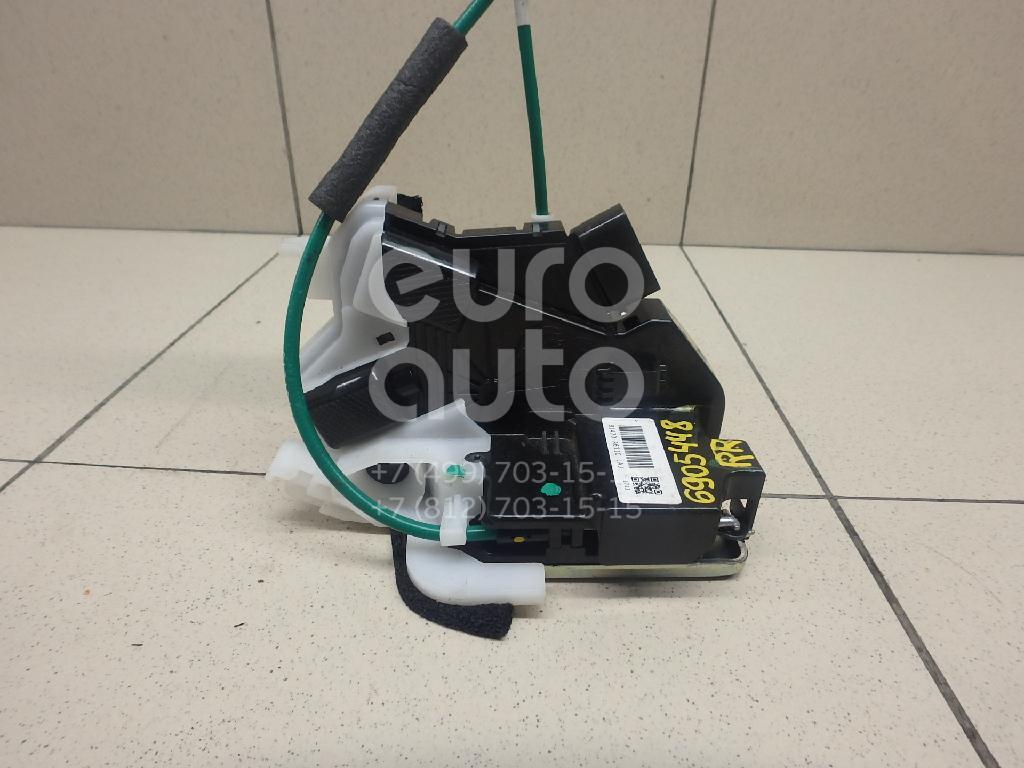 Купить Замок двери задней правой Hyundai i30 2012-; (81420A6000)