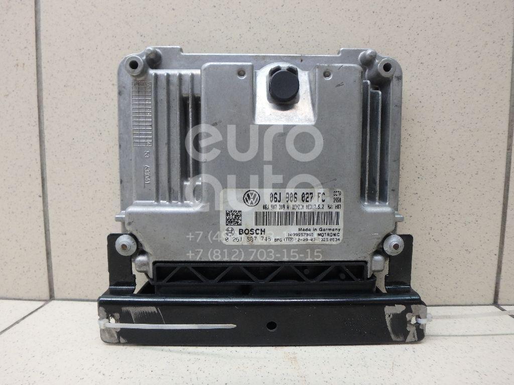 Купить Блок управления двигателем VW Tiguan 2011-2016; (06J997029P)