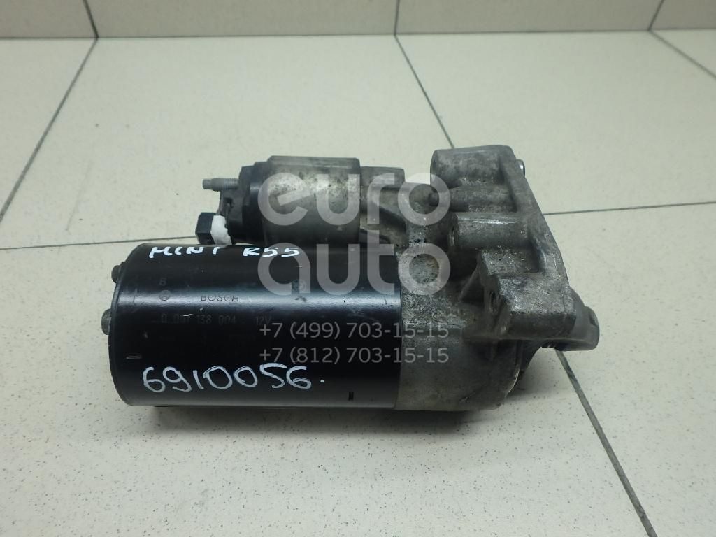 Купить Стартер Mini Clubman R55 2007-2014; (12417589354)