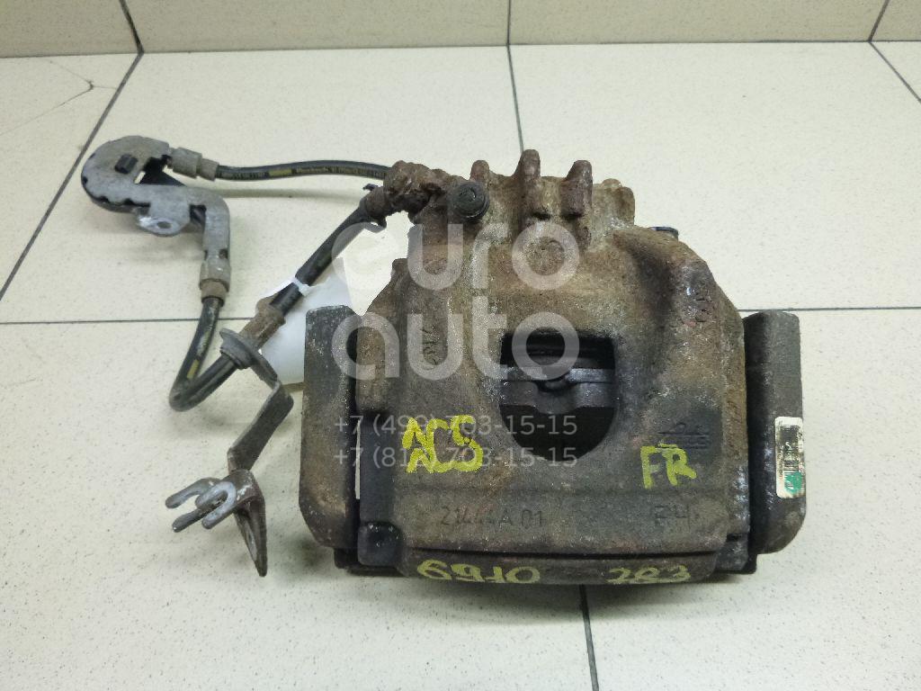 Купить Суппорт передний правый Citroen C5 2008-; (4400V4)