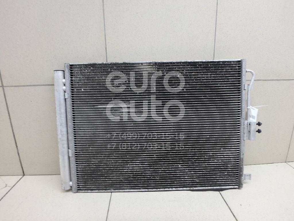Купить Радиатор кондиционера (конденсер) Kia Ceed 2012-; (97606A5800)
