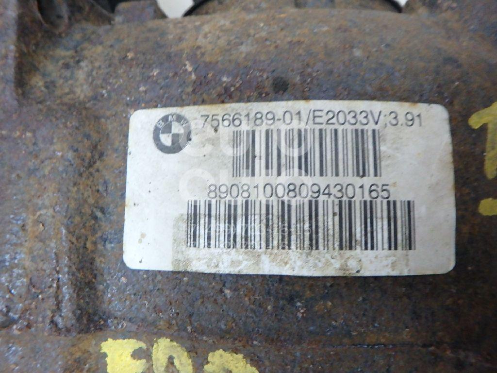 Редуктор заднего моста BMW 3-серия E90/E91 2005-2012; (33107566190)  - купить со скидкой