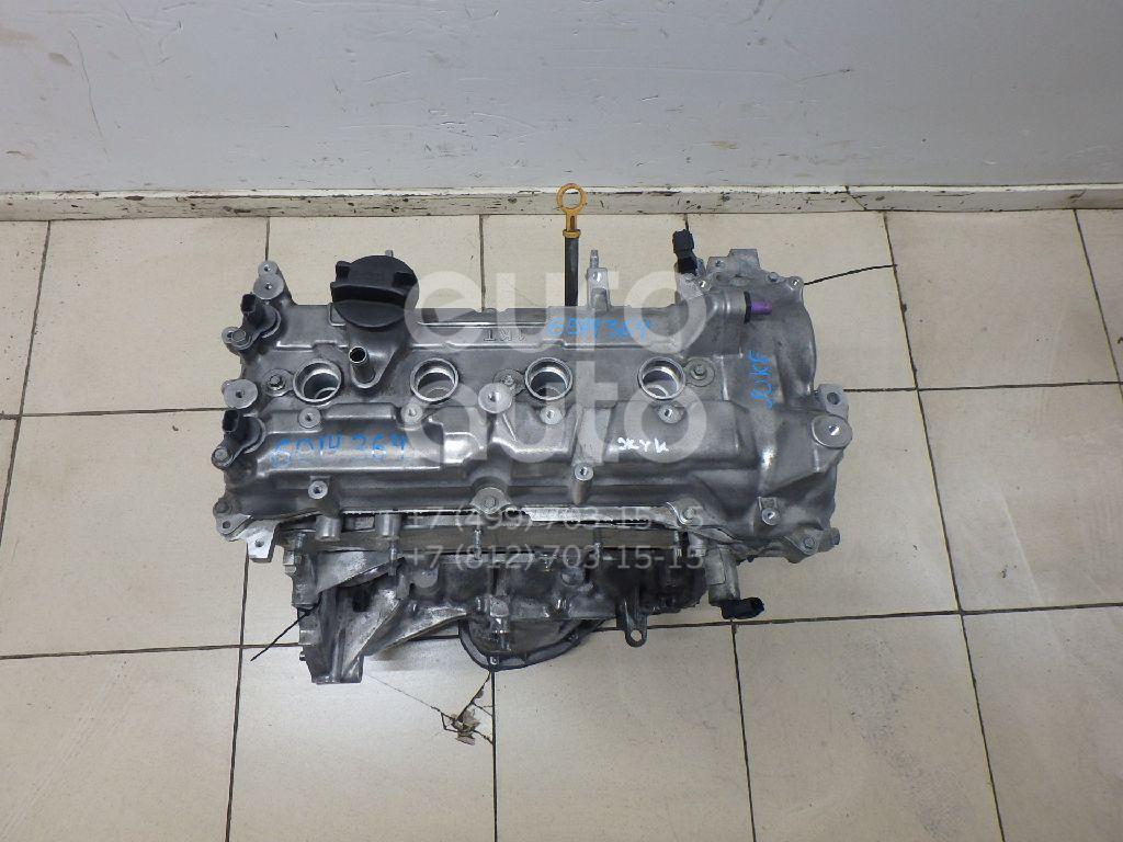 Двигатель Nissan Juke (F15) 2011-; (101021KA0F)