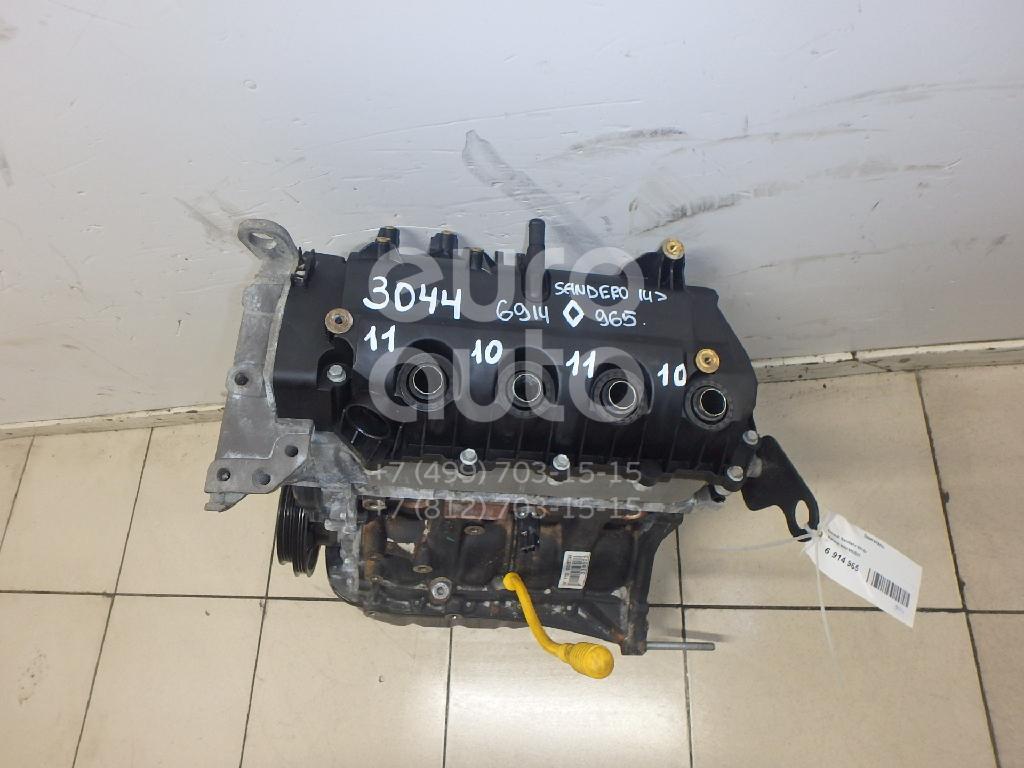 Купить Двигатель Renault Sandero 2014-; (6001552227)