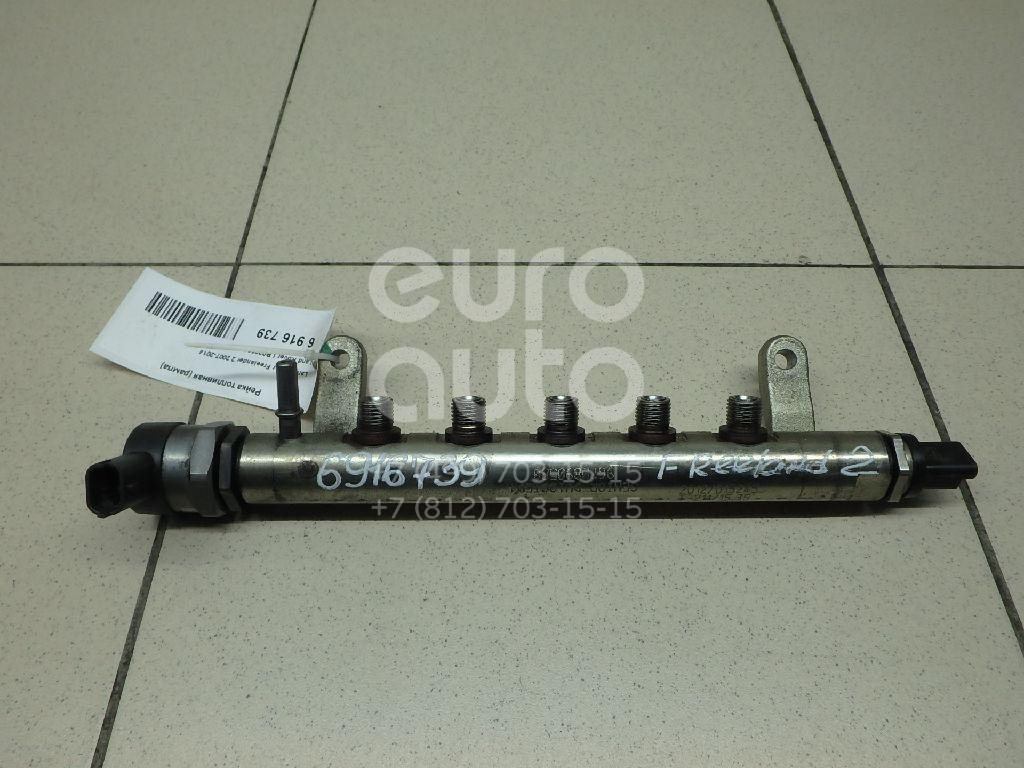 Купить Рейка топливная (рампа) Land Rover Freelander 2 2007-2014; (LR022334)