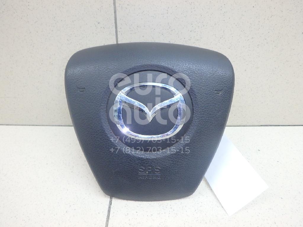 Купить Подушка безопасности в рулевое колесо Mazda Mazda 6 (GH) 2007-2012; (GS1D57K00D)
