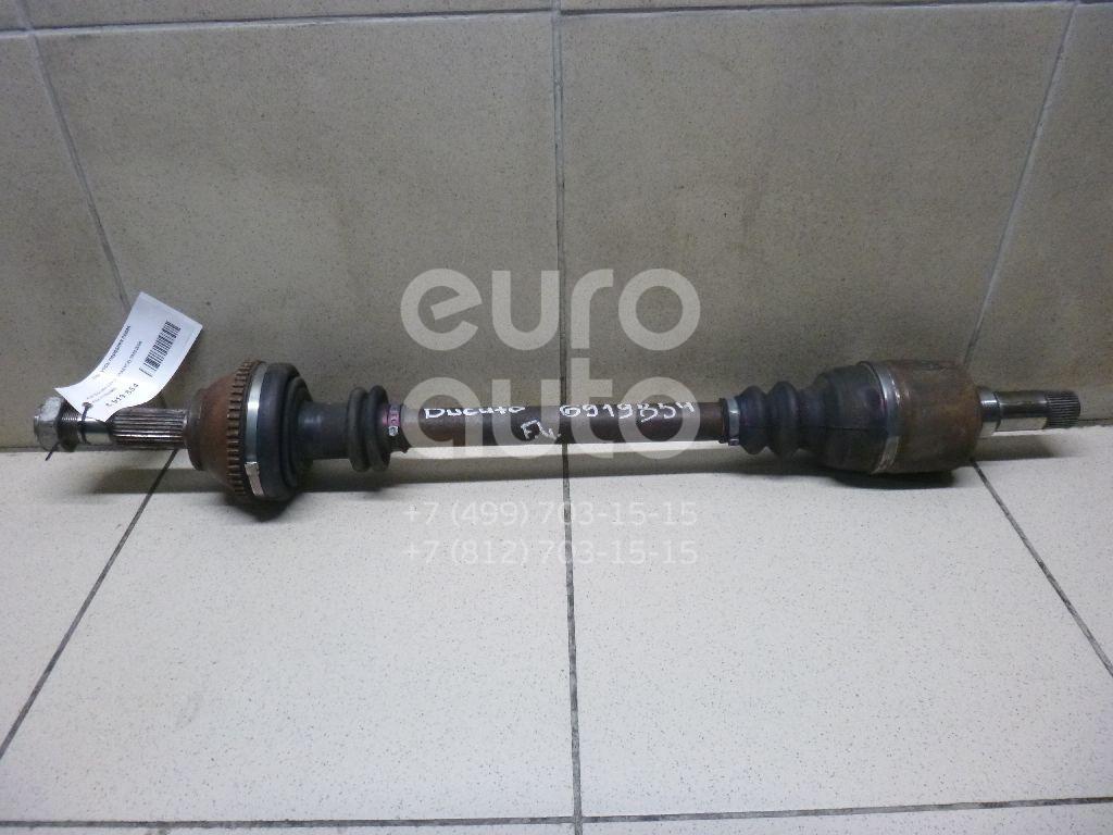 Купить Полуось передняя левая Fiat Ducato 244 (+ЕЛАБУГА) 2002-2006; (71753963)