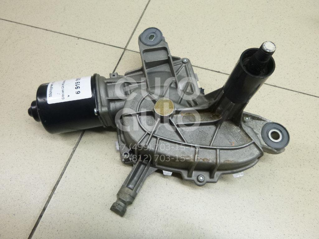 Купить Моторчик стеклоочистителя передний Citroen C4 Picasso 2006-2014; (6405NJ)