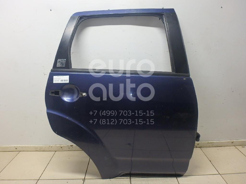 Купить Дверь задняя правая Citroen C-Crosser 2008-2013; (9008S5)