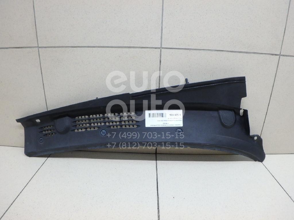 Купить Решетка стеклооч. (планка под лобовое стекло) Citroen Berlingo(FIRST) (M59) 2002-2012; (8251J6)